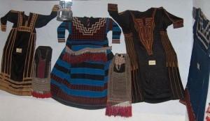 الأزياء الشعبية